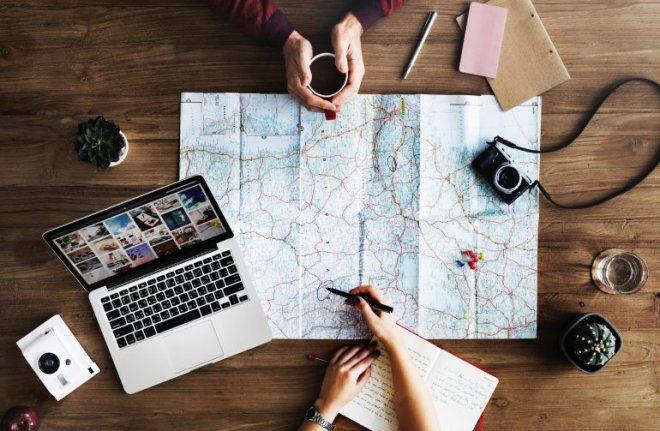 thiết kế website du lịch chuyên nghiệp