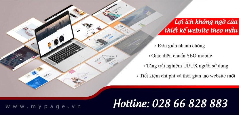 Thiết kế website chuyên nghiệp chuẩn seo trọn gói MYPAGE Loi-ich-thiet-ke-web-theo-mau-co-san-chuyen-nghiep