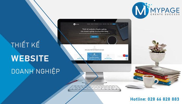 Thiết kế website Mypage