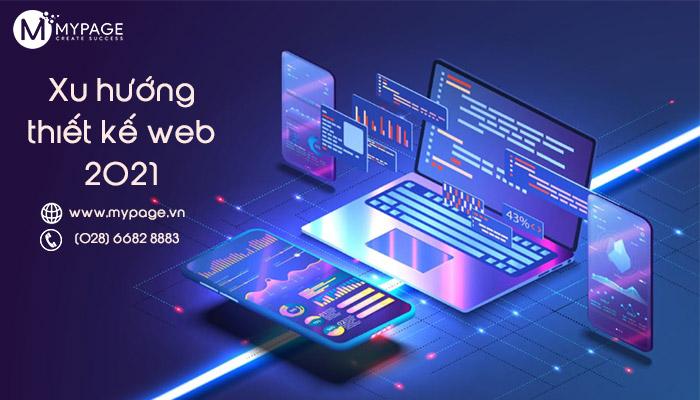 Xu hướng thiết kế web năm 2021
