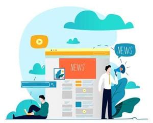 Thiết kế website tin tức theo yêu cầu