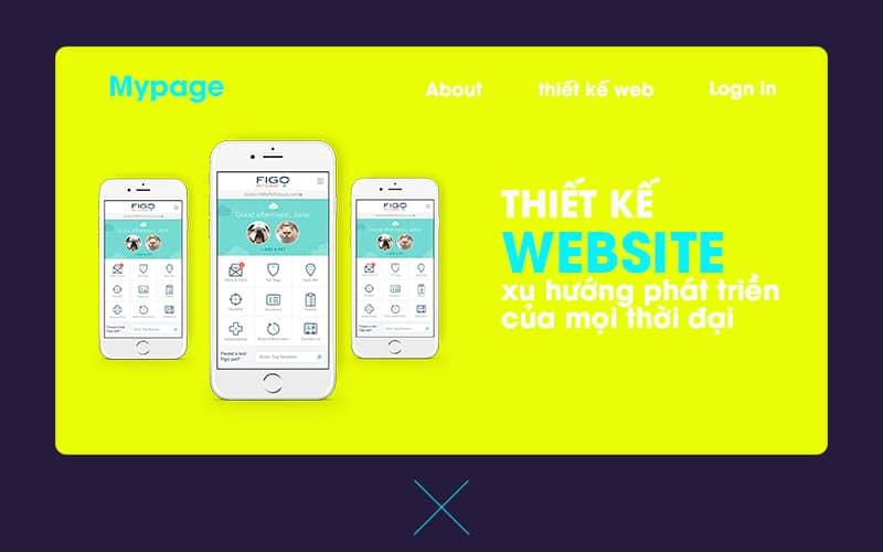 Màu nền không nên sử dụng trong thiết kế website